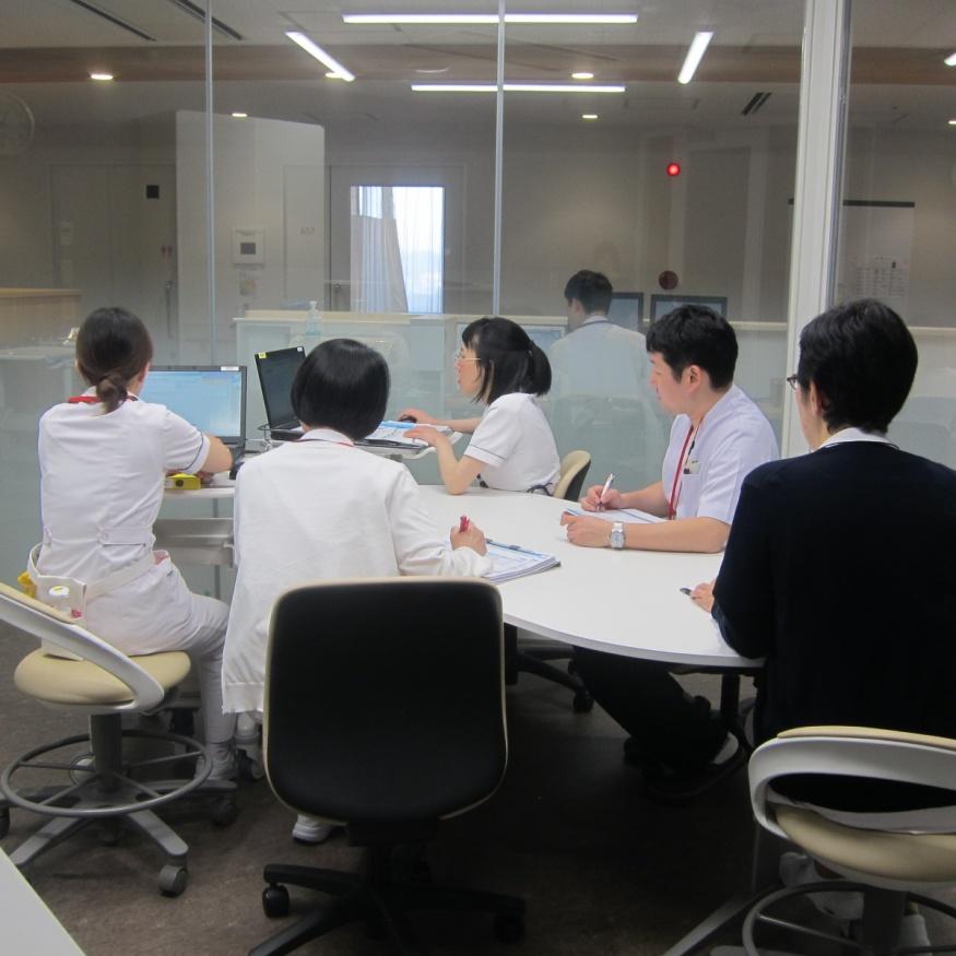 唐津赤十字病院 看護部